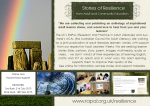 Stories Of Resilience Flyer